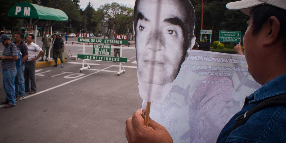 Jueza ordena abrir cuarteles militares para buscar a integrantes del EPR desaparecidos