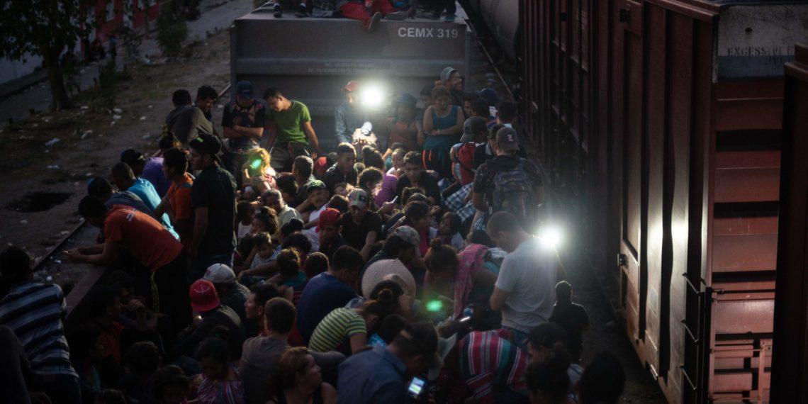 La histórica ola migrante que acecha a México