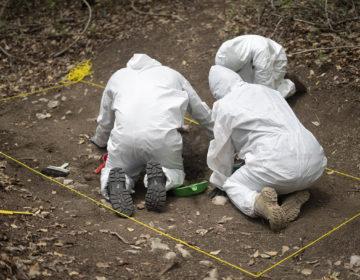 Las huellas indelebles de un campamento de exterminio de Tamaulipas
