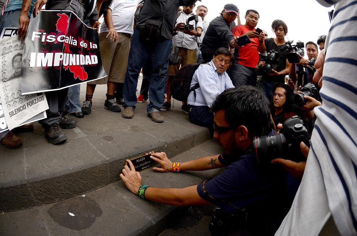 Veracruz, las huellas que la PGJDF no quiere buscar