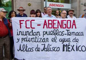 """""""Vamos a proteger los derechos de la compañía"""": Abengoa"""