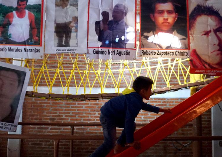 Los huérfanos de Chilapa