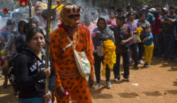 Mujeres jaguar de Guerrero: ritual…