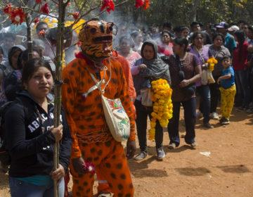 Mujeres jaguar de Guerrero: ritual de lluvia y sangre