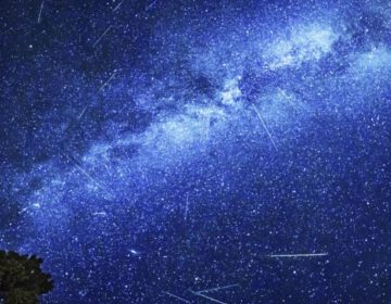 La lluvia de estrellas que caerá sobre Chiapas