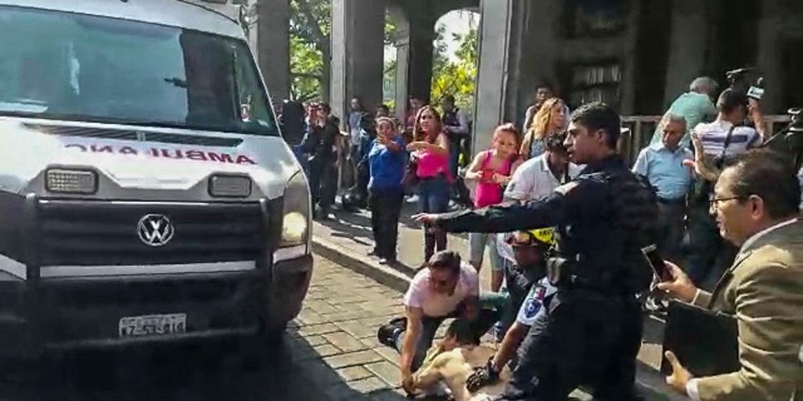 Cuernavaca en zozobra tras asesinato en la plaza