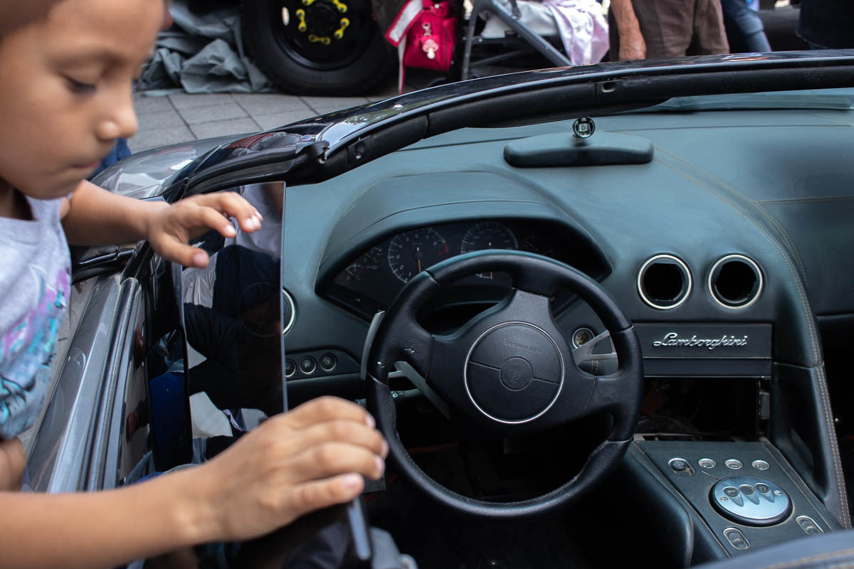 El lote 70, un Lamborghini Murciélago 2007, se pagó en 1, 775, 00 pesos.