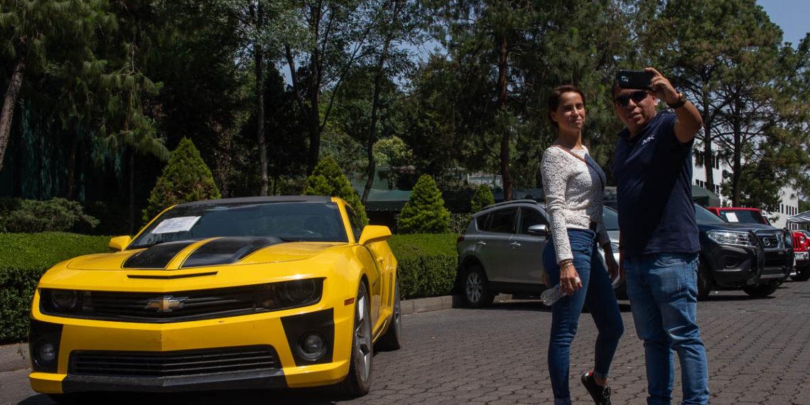 Un Lamborghini por el municipio más pobre de México