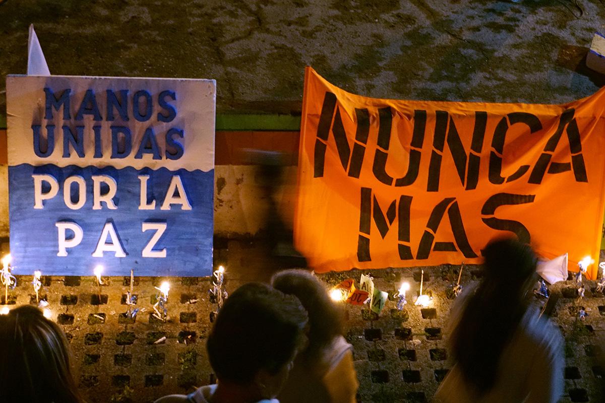 Colombia, en los días aciagos del No