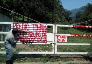 Campesinos  toman minera de Carlos Slim en Chiapas