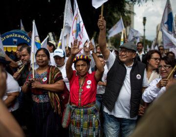 Thelma Cabrera, mujer maya, desafía el poder en Guatemala