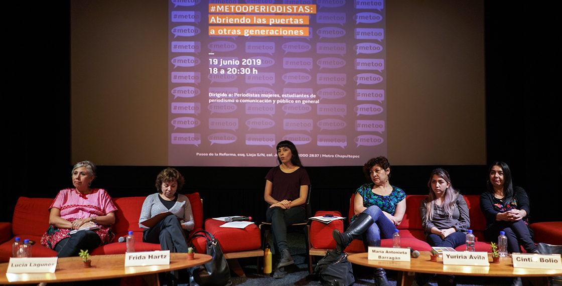 Transformar los medios: el futuro del #MeTooPeriodistas
