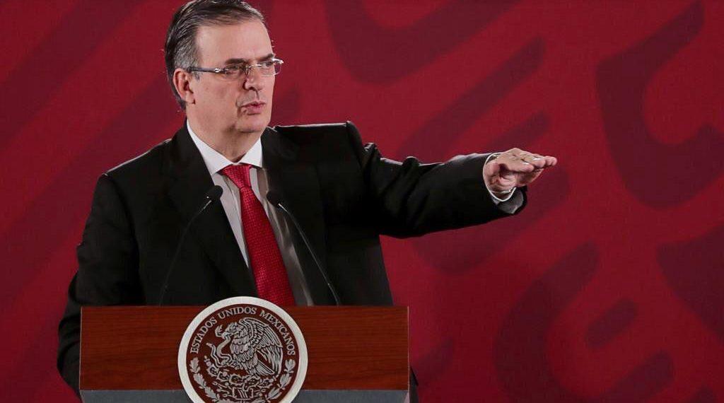 Los 45 días 'son oro molido' para México: Ebrard