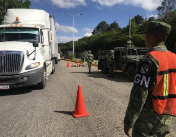 Endurecimiento migratorio beneficia a redes criminales: Rubén Figueroa