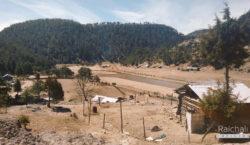 Desplazamiento en la Tarahumara: perder…