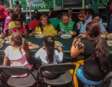 Cierran comedores públicos en alcaldía Benito Juárez