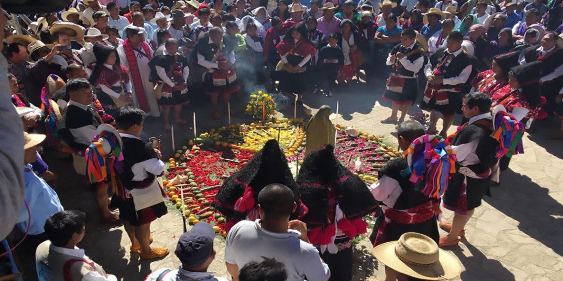 En Chiapas, indígenas rechazan proyectos extractivos - Pie
