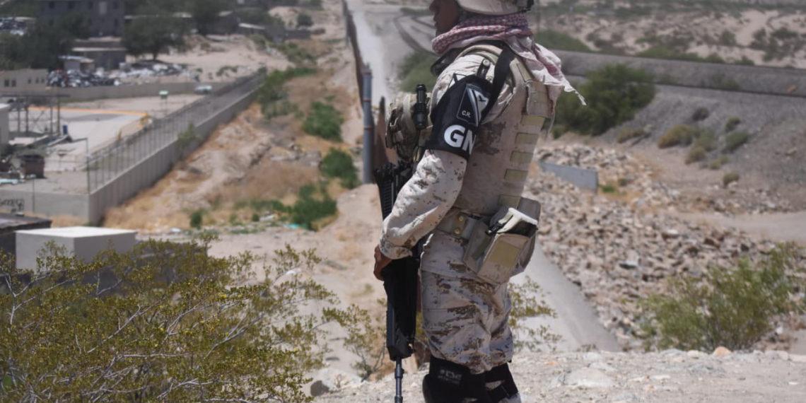 Guardia Nacional extiende presencia en frontera semidesértica