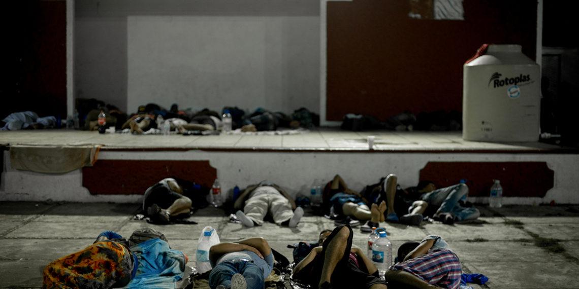 Crean comisión para regular el flujo migratorio en México