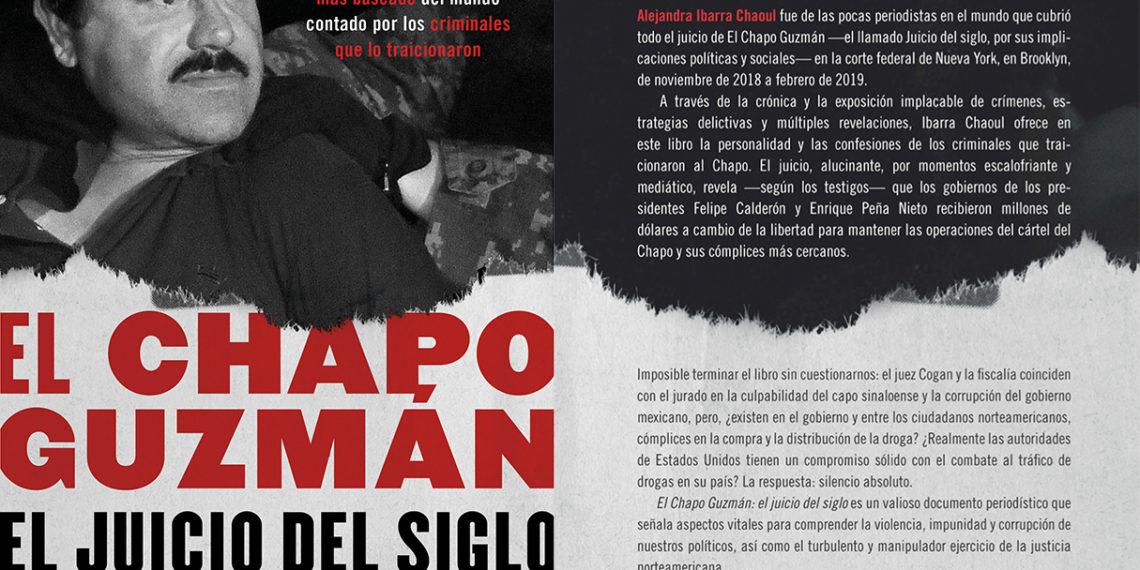 El Chapo Guzmán. El Juicio del siglo
