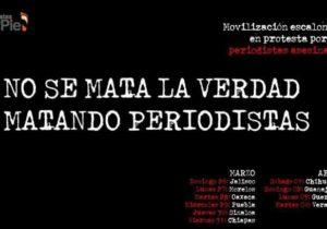 #YaBastaDeBalas. Justicia para periodistas asesinados y desparecidos en México
