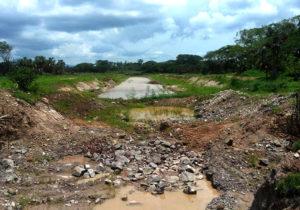 """Canal Centenario de Nayarit, la """"obra del siglo"""" abandonada"""