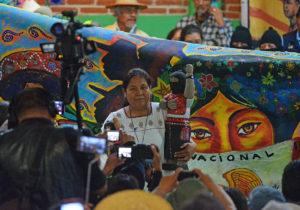 El Concejo Indígena de Gobierno revive la apuesta zapatista