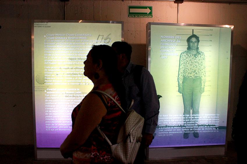 De sótano de tortura a museo de sitio