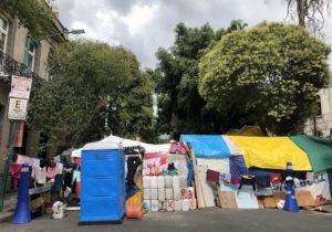 Vecinos de la Juárez, entre la inacción del gobierno, las inmobiliarias y el racismo