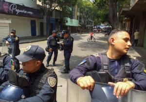 Reintegran a exgranaderos a la policía de la CDMX