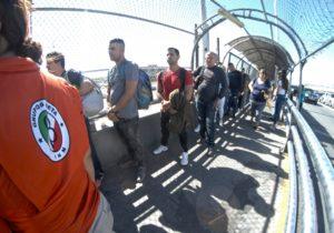 Frena EU recepción de solicitantes de asilo por Ciudad Juárez
