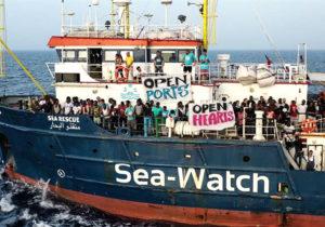 Carola Rackete, más allá del Mediterráneo