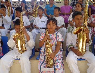 Incertidumbre en sinfónica de niños ñomndaa en la 4T