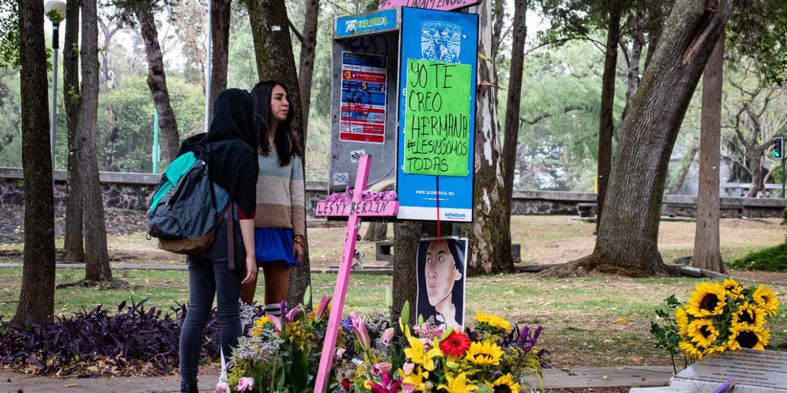 Condena de 45 años por feminicidio de Lesvy
