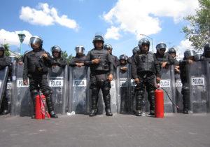 """Represiones en Tabasco anteceden a """"Ley Garrote"""""""