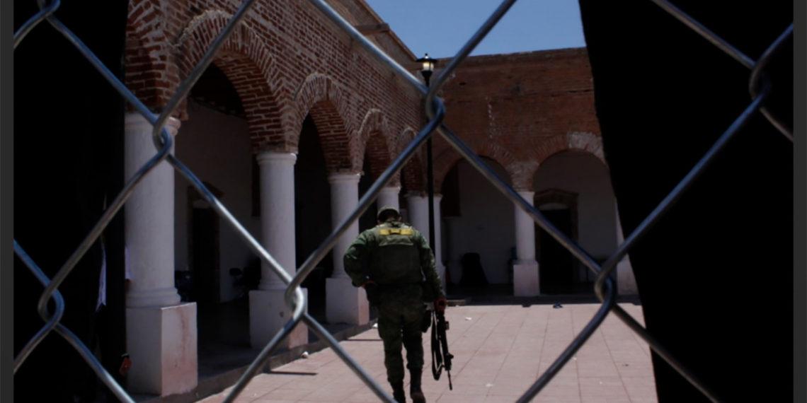 Inami hacina a migrantes en Chihuahua