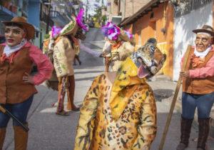 Tlacololeras de Guerrero: danzar por el respeto y la inclusión