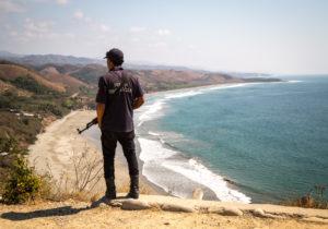 Nuevos desplazados en costa michoacana por lucha anticrimen