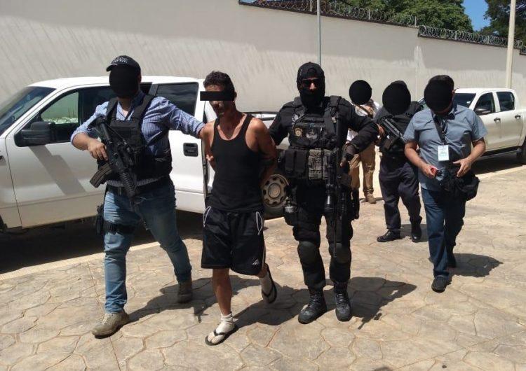 Fiscalía de Veracruz presenta a presunto homicida de Miguel Medina