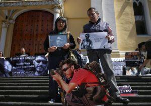 Piden investigar a Javier Duarte por multihomicidio en la Narvarte
