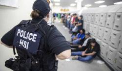 Ejecutan la mayor redada antimigrante en la era de Trump