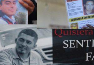Exigen disculpa pública y reparar el daño por desaparición forzada en Huatusco