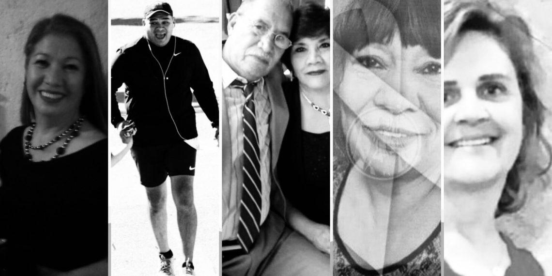 Los rostros de las víctimas mexicanas en el tiroteo de El Paso
