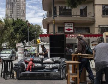 'Las empresas nos están arrebatando la ciudad'