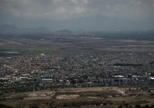 Lanzan defensa comunitaria contra Santa Lucía