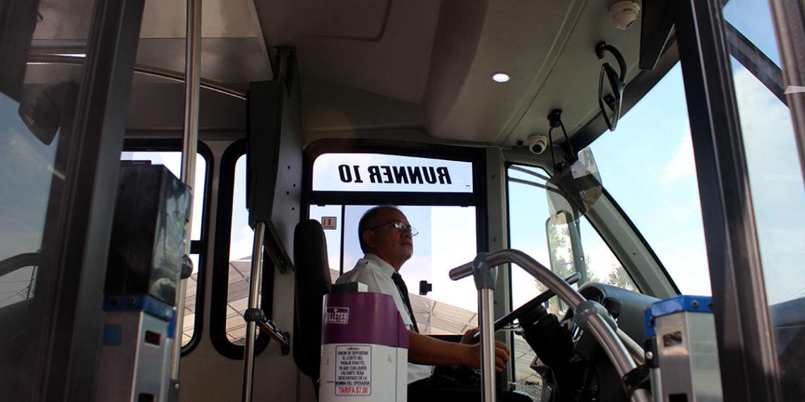 Localizadores y cámaras en autobuses, segundo paso para ordenar el transporte