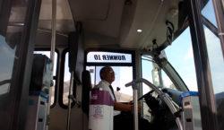 Localizadores y cámaras en autobuses,…