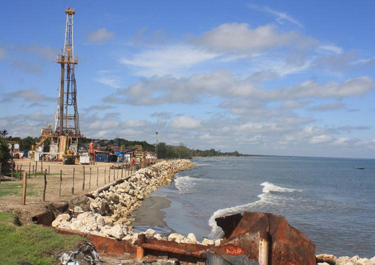 Dos Bocas no contempla la erosión costera