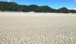 85% de sequía en lagunas…