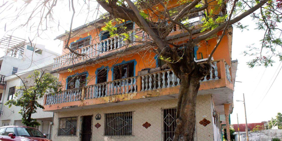 La casa abandonada de los Ramírez Singüenza